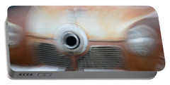 1951 Studebaker Abstract Portable Battery Charger