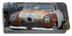 1951 Studebaker Portable Battery Charger