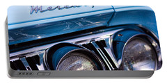 Portable Battery Charger featuring the photograph 1964 Mercury Park Lane by Gordon Dean II