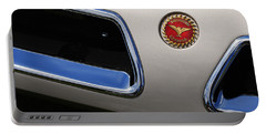 Portable Battery Charger featuring the photograph 1966 Bizzarini 5300 Spyder by Gordon Dean II
