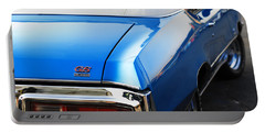 Portable Battery Charger featuring the photograph 1971 Buick Gs by Gordon Dean II