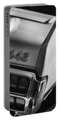 1972 Oldsmobile Cutlass 442 Portable Battery Charger