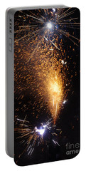 Fire Works Portable Battery Charger
