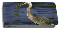Portable Battery Charger featuring the photograph 2 For 1 Dinner Special by Clayton Bruster