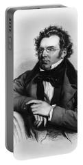 Franz Peter Schubert, Austrian Composer Portable Battery Charger