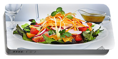 Garden Salad Portable Battery Charger
