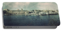Historic Fox River Mills Portable Battery Charger