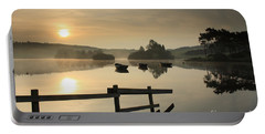 Knapps Loch Sunrise Portable Battery Charger