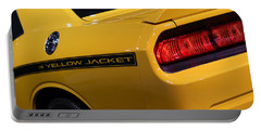 2012 Dodge Challenger Srt8 392 Yellow Jacket Portable Battery Charger