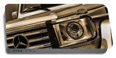 2012 Mercedes Benz G-class Portable Battery Charger