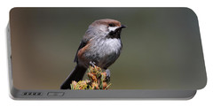 Boreal Chickadee Portable Battery Charger