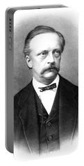 Hermann Von Helmholtz, German Physician Portable Battery Charger