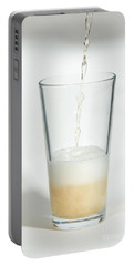 Pouring Beer Portable Battery Charger