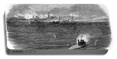 Civil War: Blockade, 1864 Portable Battery Charger