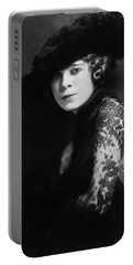 Mae West (1892-1980) Portable Battery Charger