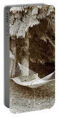 Portable Battery Charger featuring the photograph A Good Place To Dream by Lorraine Devon Wilke
