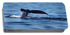 A Whale Of A Time Portable Battery Charger