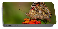 A Wing Of Beauty Portable Battery Charger
