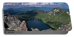 Above Castle Lake Portable Battery Charger