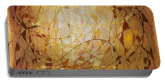 Abstract Art Eleven Portable Battery Charger