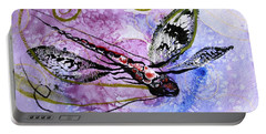 Abstract Dragonfly 6 Portable Battery Charger