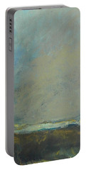 Abstract Landscape - Horizon Portable Battery Charger