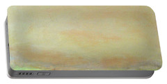 Abstract Landscape - Rose Hills Portable Battery Charger