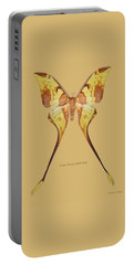 Actias Maenas Moth Male Portable Battery Charger