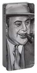 Al Capone 0g Scarface Portable Battery Charger