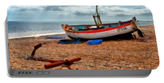 Aldeburgh Fishing Boat Portable Battery Charger