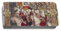 Alfonso Vii (1105-1157) Portable Battery Charger