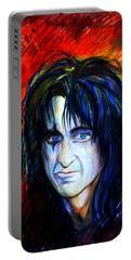 Alice Cooper  Two Faces Portable Battery Charger