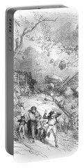 Alps: Avalanche, 1855 Portable Battery Charger