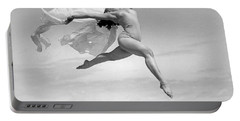 An Exuberant Dance To Spring Portable Battery Charger