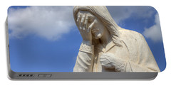 And Jesus Wept IIi Portable Battery Charger