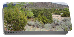April New Mexico Desert Portable Battery Charger