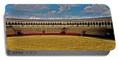 Arena De Toros - Sevilla Portable Battery Charger