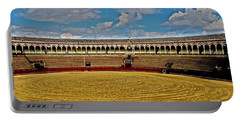 Arena De Toros - Sevilla Portable Battery Charger