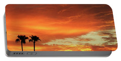 Arizona Sunrise 02 Portable Battery Charger by Rand Swift