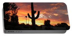 Arizona Sunrise 03 Portable Battery Charger