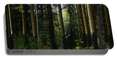 Aspens Banff National Park Portable Battery Charger