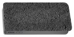 Asphalt Road Background Portable Battery Charger