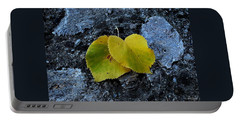 Portable Battery Charger featuring the photograph Autumn Is My Love by Marija Djedovic