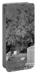 Autumn Memories Bw Portable Battery Charger