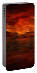 Autumn's Grace Portable Battery Charger by Lourry Legarde