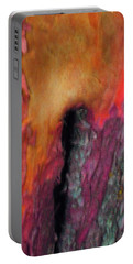 Portable Battery Charger featuring the digital art Awaken by Richard Laeton