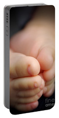 Baby Feet Portable Battery Charger
