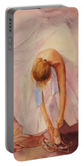 Ballet Dancer Portable Battery Charger