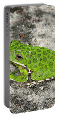 Barking Tree Frog Portable Battery Charger