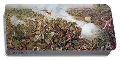 Battle Of Five Forks Virginia 1st April 1865 Portable Battery Charger